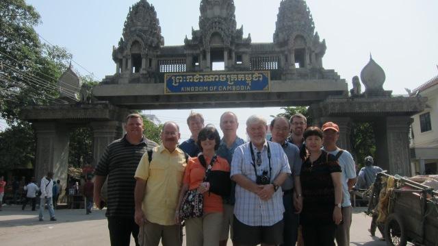 Cambodia 2013 Team